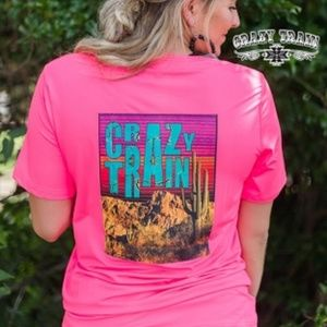 Crazy Train Yosmite Shirt